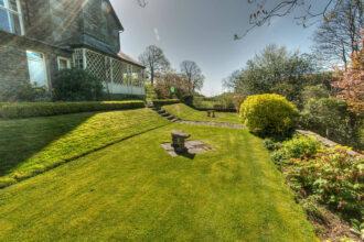 A Modern Terrace Garden