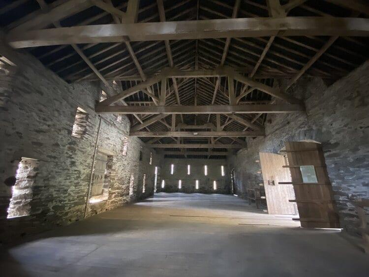 barn in the fells wedding venue